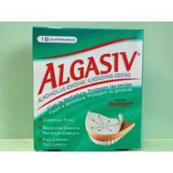 Algasiv dentadura inferior 18 U