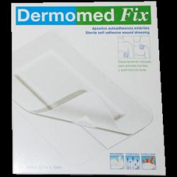 Dermomed Fix Apósito Estéril Autoadhesivo 9 cm x 15 cm 3 unidades
