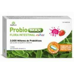 Aquilea probiomax flora intestinal adultos de 10 cápsulas