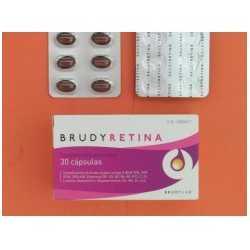 Brudy retina 1,5 gr de 90 cápsuls