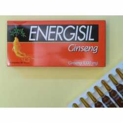 Energisil maca de 30 cápsulas
