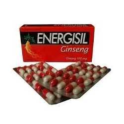 Energisil de 1000 mg de 10 ampollas