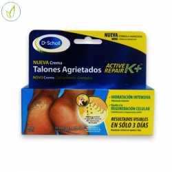 CREMA TALONES AGRIETADOS DR SCHOLL 60 ML