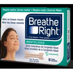 Breathe Right Tira Nasal Vick Tiras Grandes 8 uds