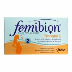 Femibion Pronatal 2-30 Comp/30 Caps.Dha
