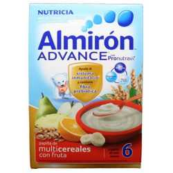 Almiron Advance 5 Cereales Fruta 600 Gr