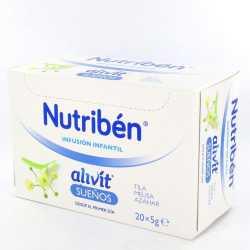 Alivit Infusion Sueños 20 Sobres de 5 g