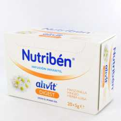 Alivit Infusion Digest 20 Sobres de 5 g