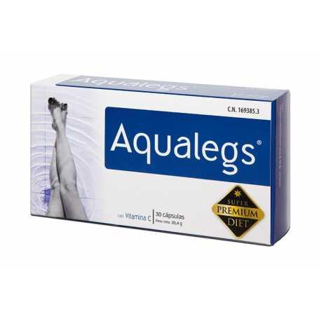 Aqualegs Nutricion Center 30 cápsulas