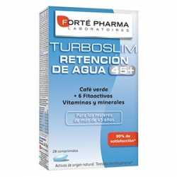 Turboslim Retencion de Agua 45+ 56 comp. Forte pharma