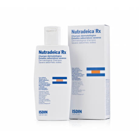 Isdin Nutradeica Rx Champú 200 ml