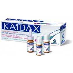 Kaidax Loción anticaída 12 viales