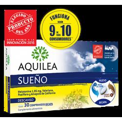 Aquilea Sueño 1,95 mg 30 comp