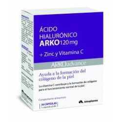 Arko Ácido hialurónico 30 cápsulas