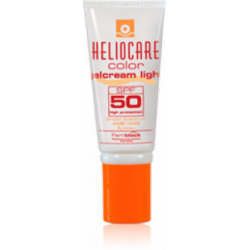 Heliocare gel crema color SPF 50 de 50 ml