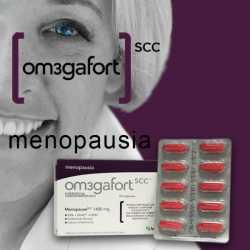 OM3GAFORT MENOPAUSIA 60 CAPSULAS