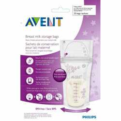 Philips Avent Bolsas Leche Materna 25 Uds.
