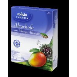 Mayla Pharma Alcachofa con Mango africano 30 caps.