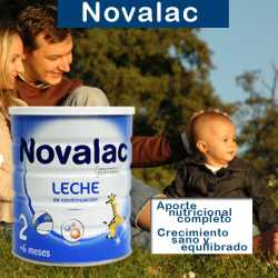 NOVALAC 2 CONTINUACION 800 GR