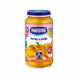 Nestle Potito grande Arroz y pollo 250 gr