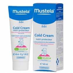 Mustela Cold Cream Crema 40 ml