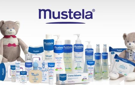 Lote de productos Mustela