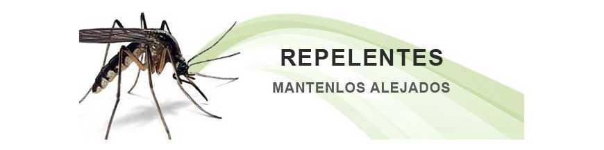 Repelente y picaduras de insectos