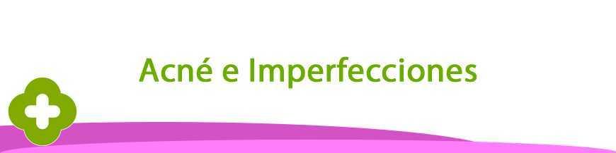 Acné e imperfecciones